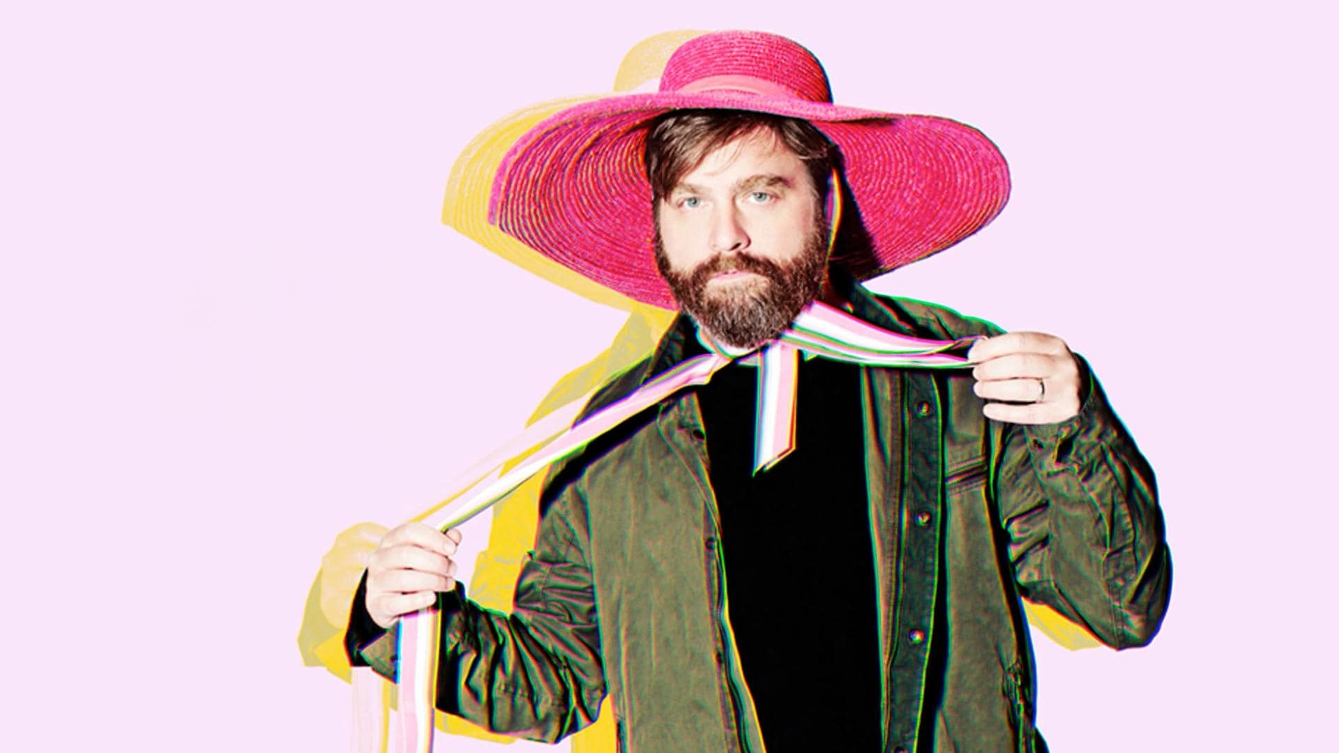 Zach Galifianakis: May 4, 2013