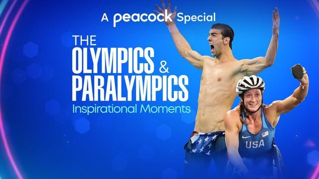 The Olympics & Paralympics: Inspirational Moments
