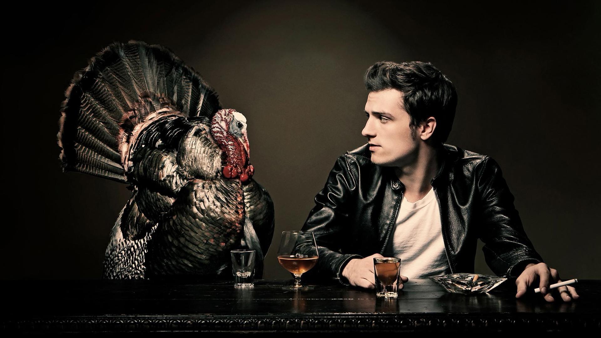 Josh Hutcherson: November 23, 2013
