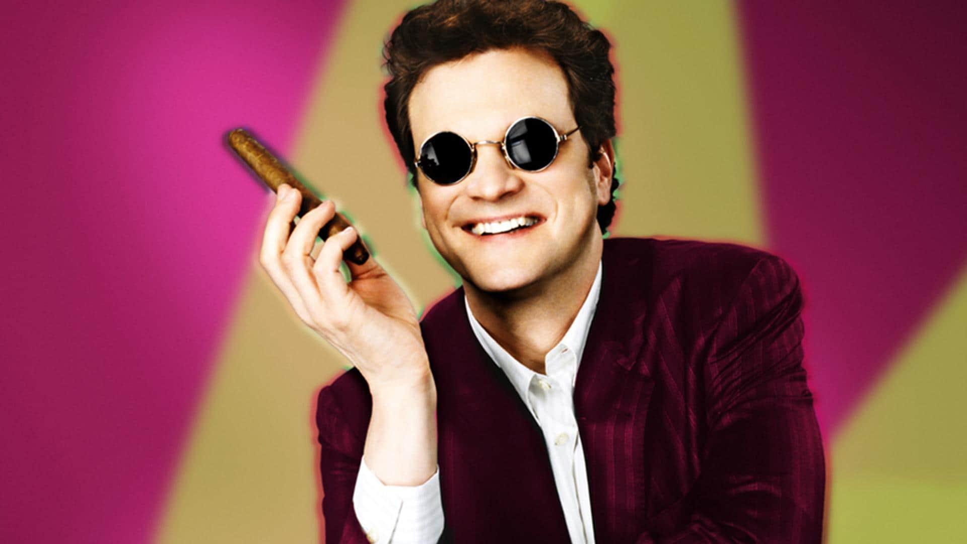 Colin Firth: March 6, 2004