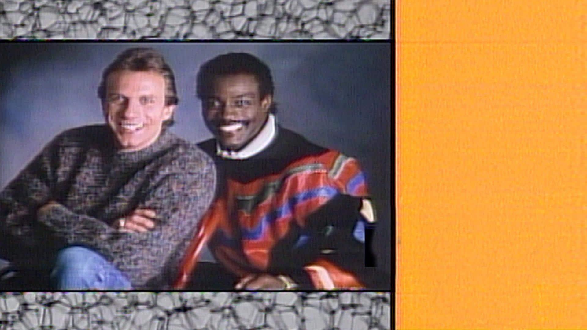 Joe Montana and Walter Payton: January 24, 1987