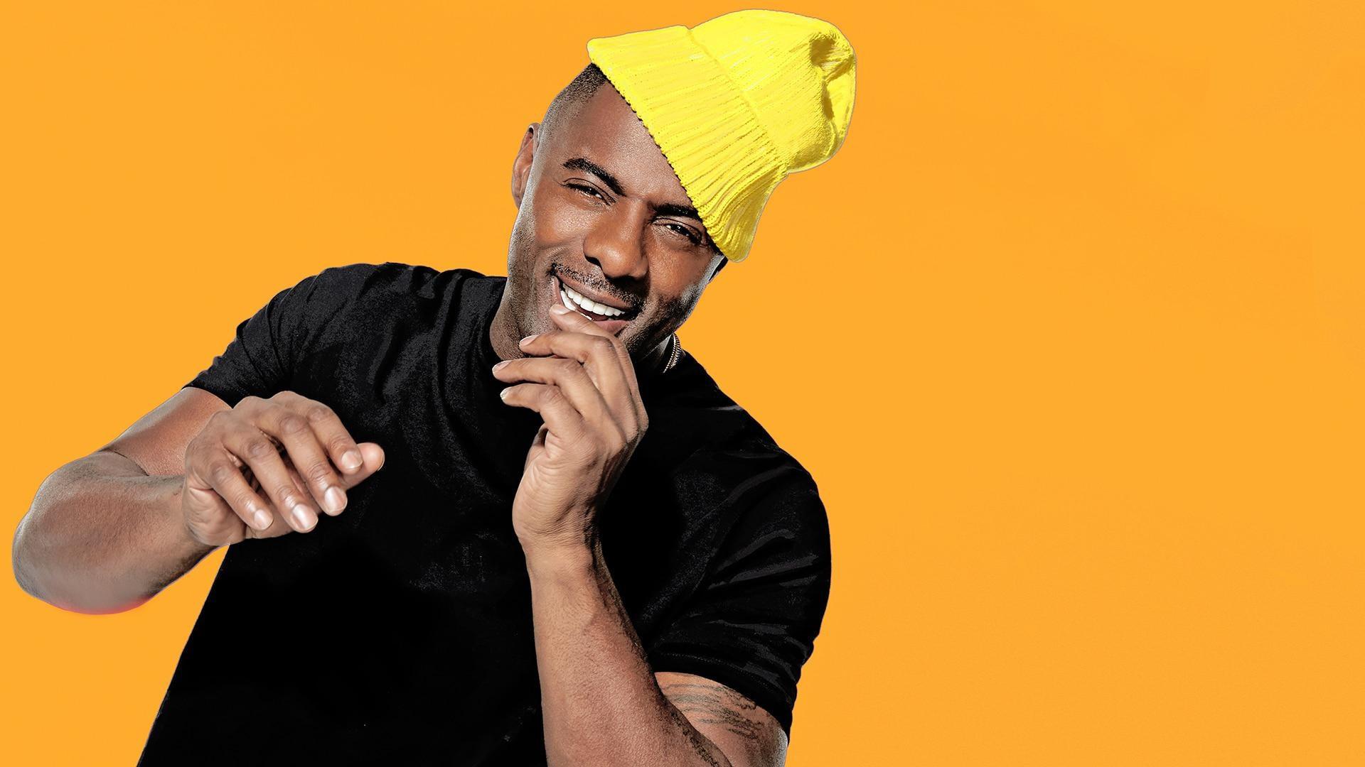 Idris Elba: March 9, 2019