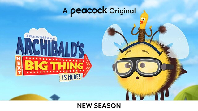Archibald's Next Big Thing Is Here!