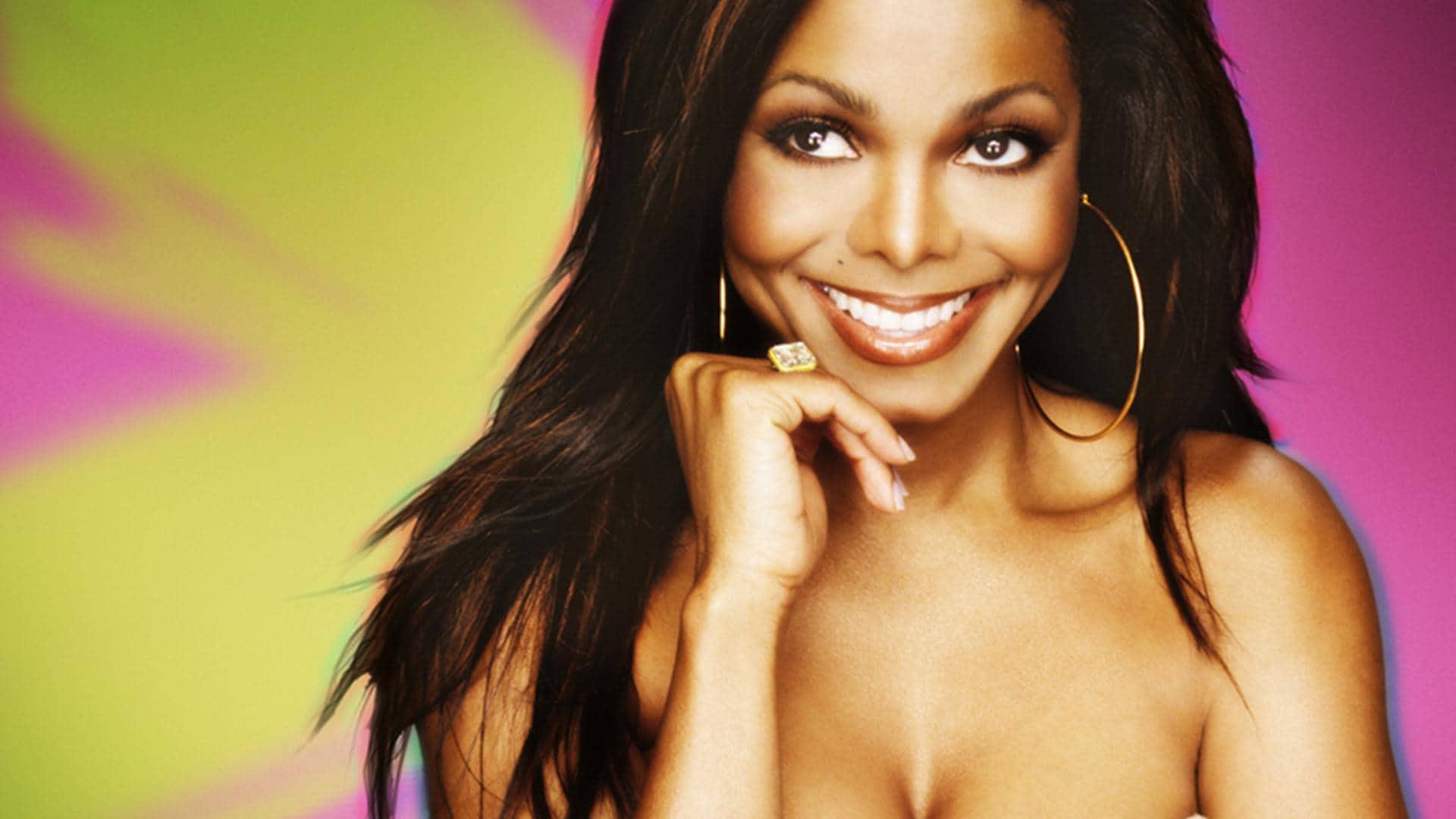 Janet Jackson: April 10, 2004