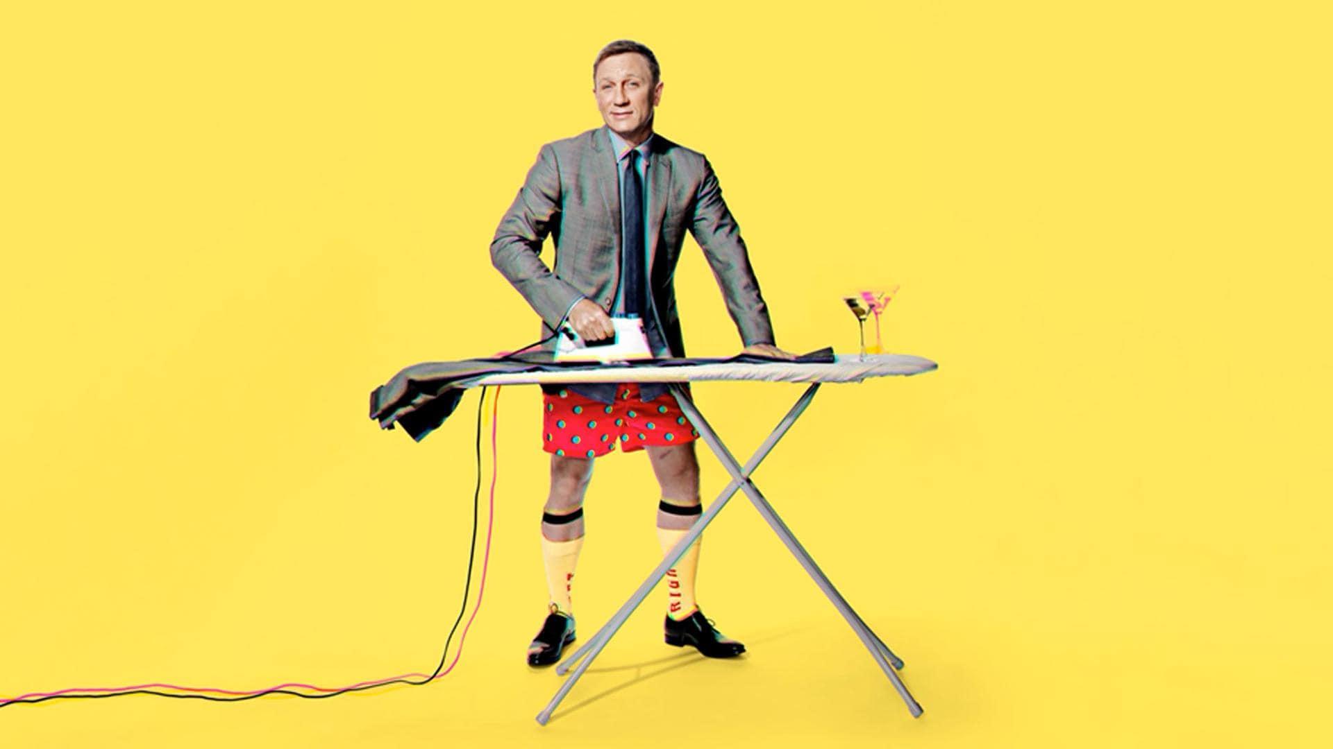 Daniel Craig: October 6, 2012