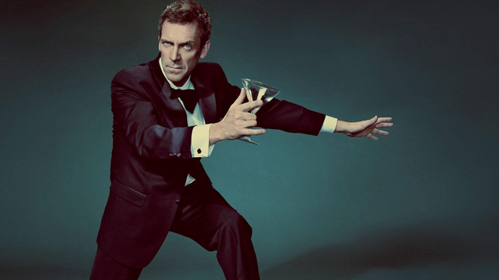 Hugh Laurie: December 13, 2008