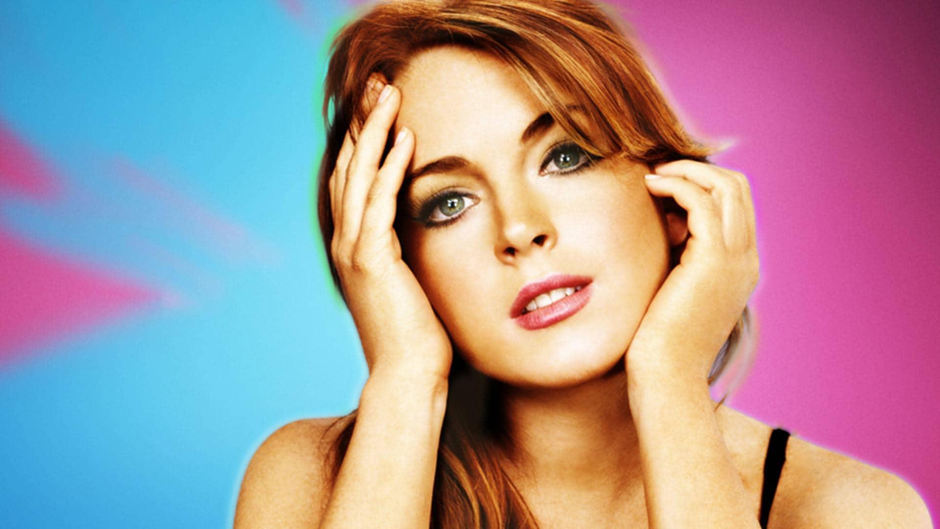 Lindsay Lohan: May 1, 2004