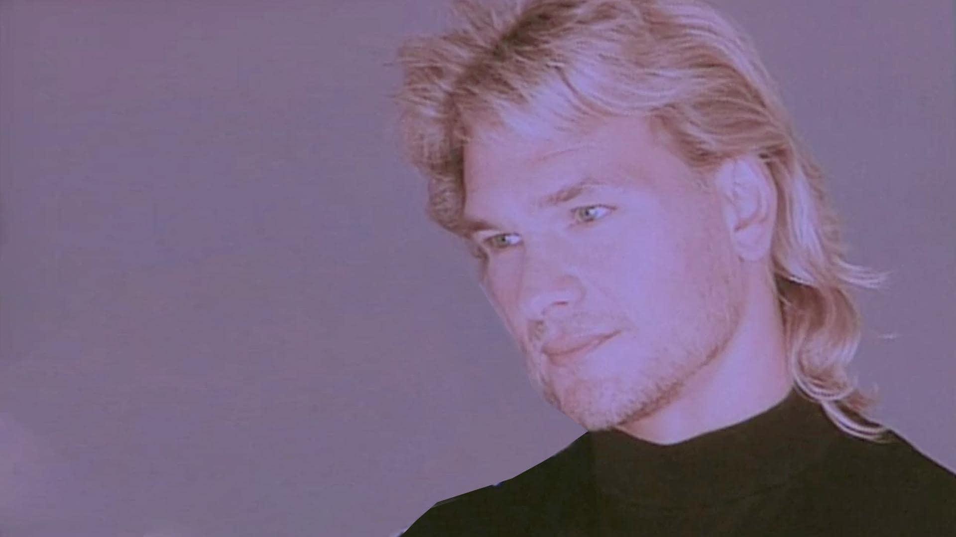 Patrick Swayze: October 27, 1990