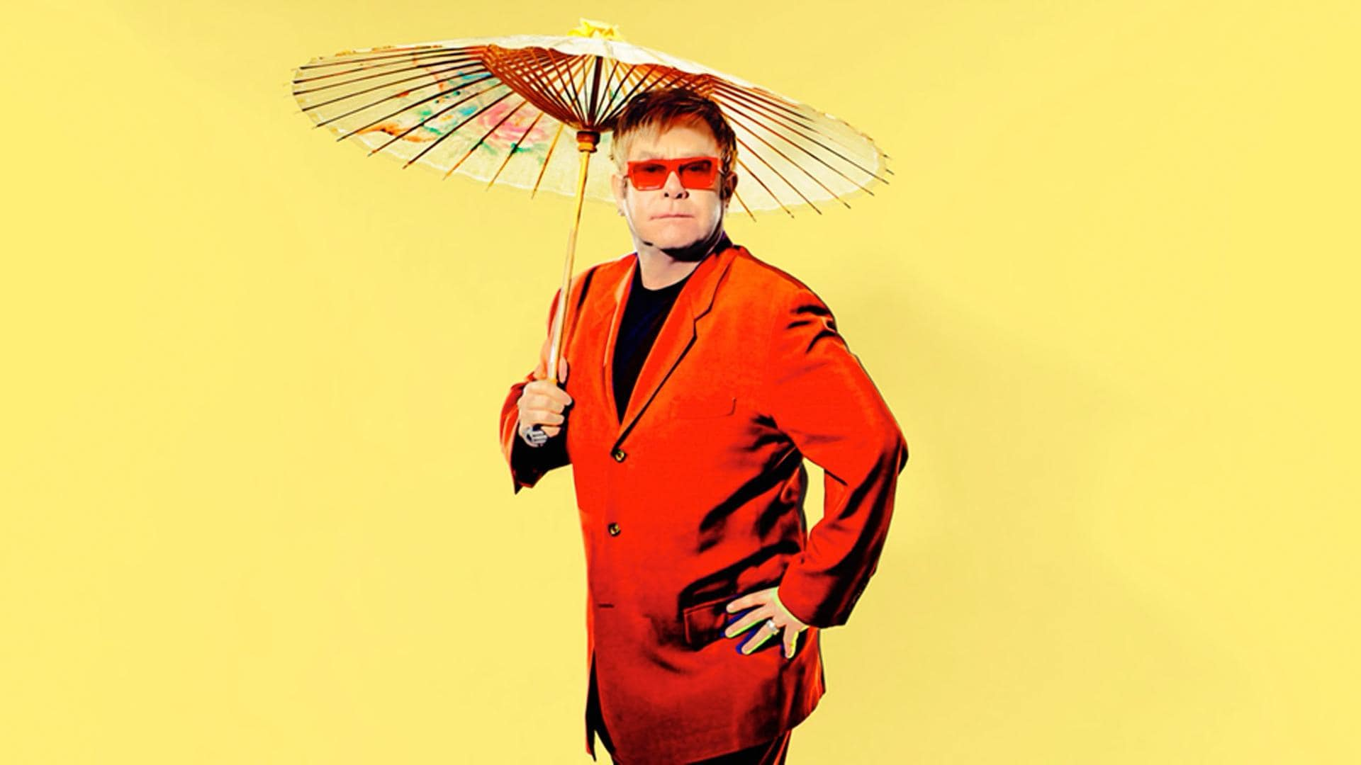 Elton John: April 2, 2011