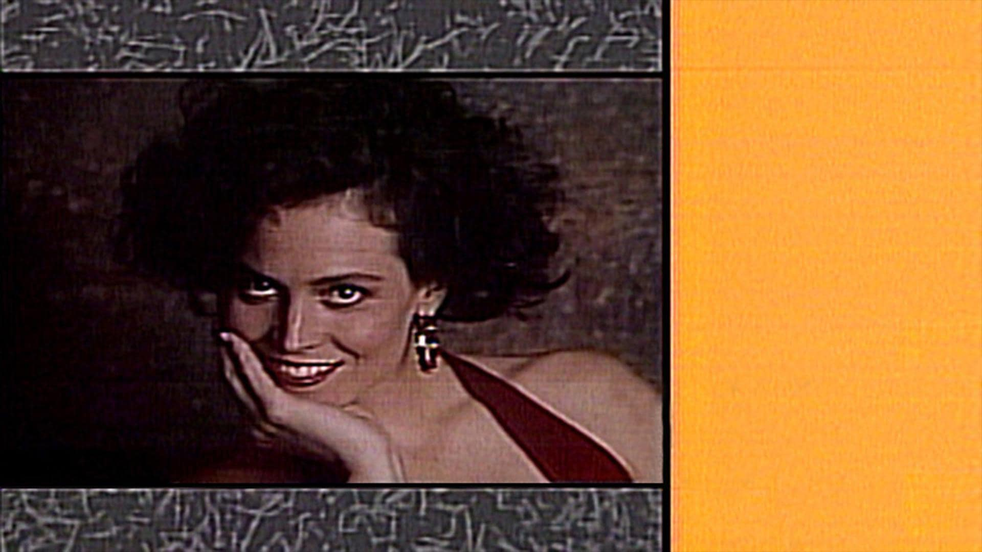 Sigourney Weaver: October 11, 1986
