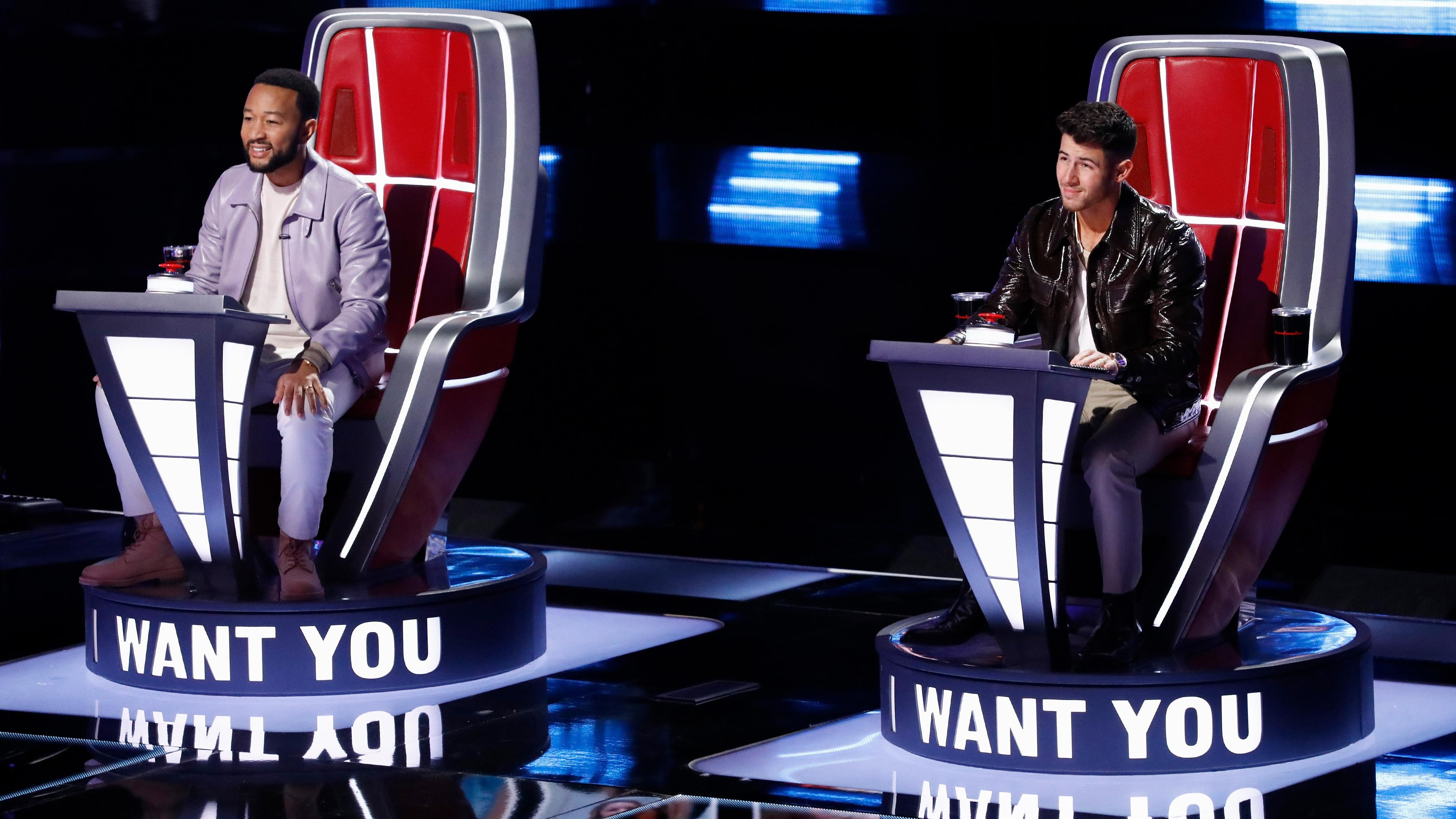 Watch The Voice Online | Peacock