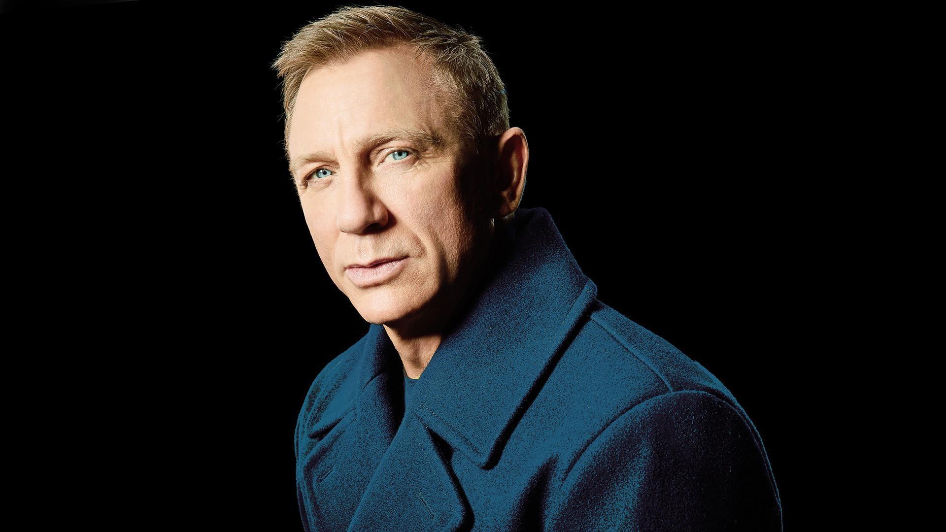Daniel Craig: March 7, 2020