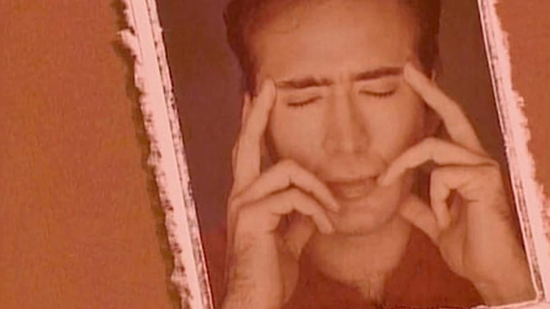 Nicolas Cage: September 26, 1992