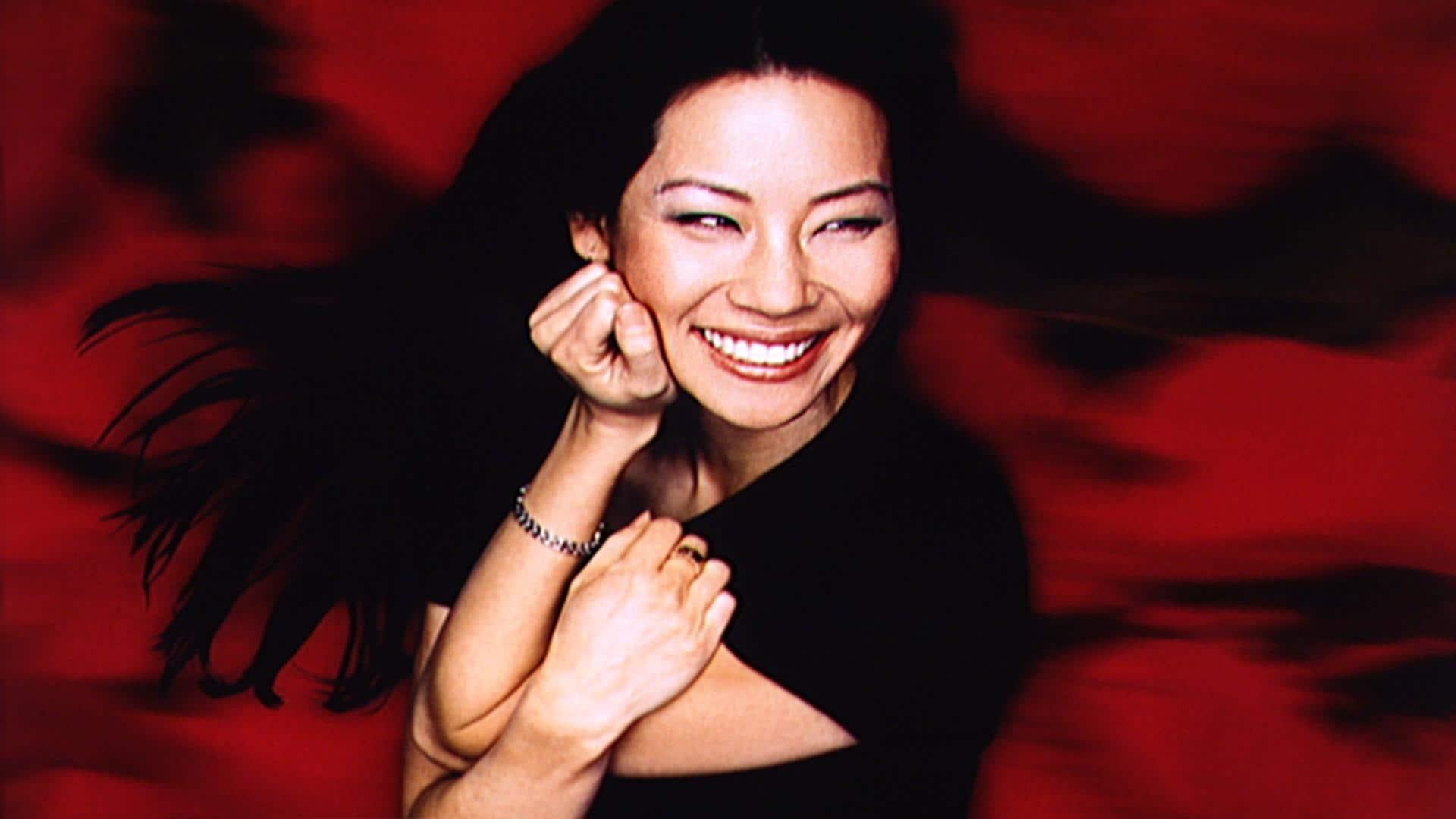 Lucy Liu: December 16, 2000