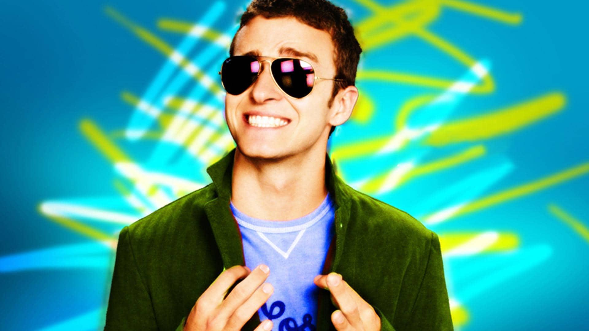 Justin Timberlake: October 11, 2003