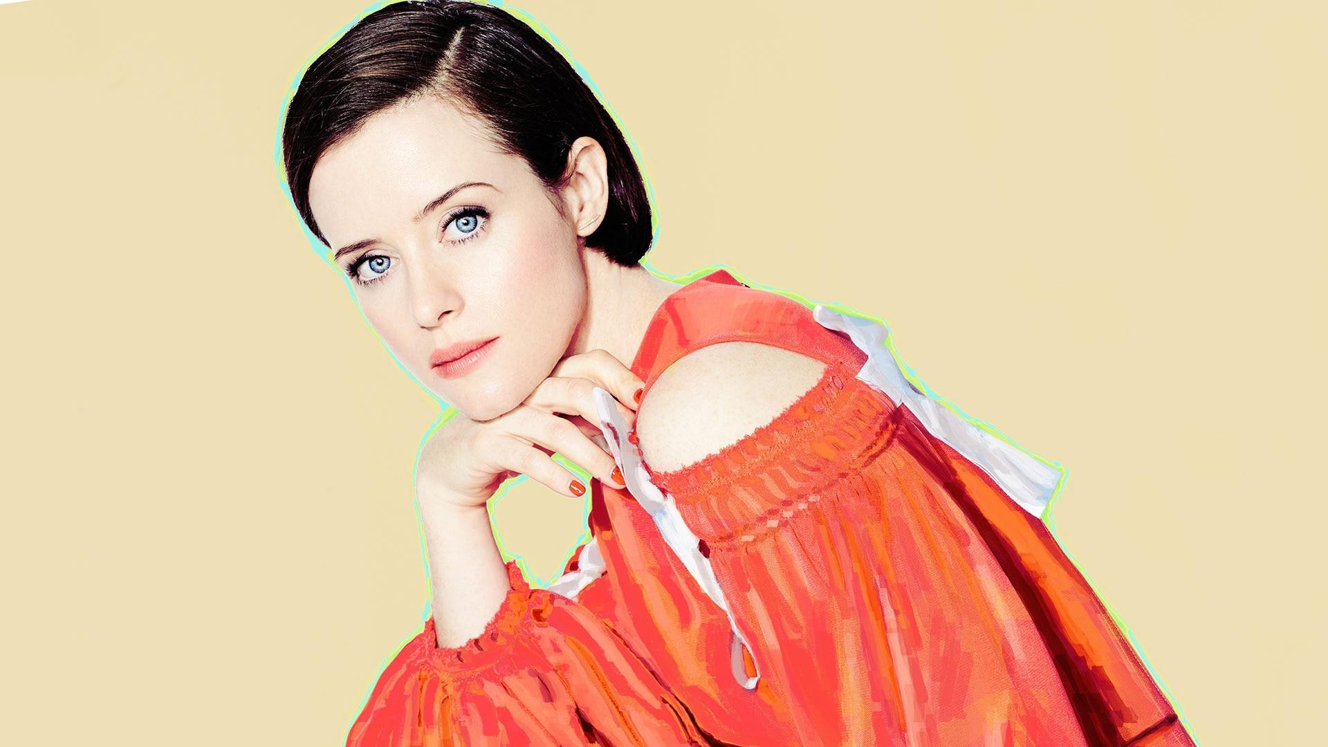 Claire Foy: December 1, 2018