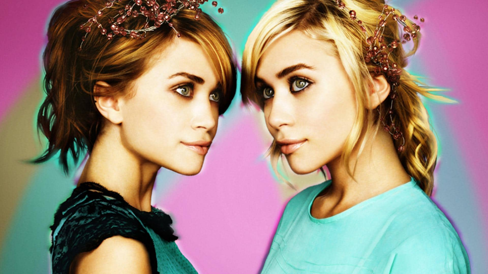 The Olsen Twins: May 15, 2004