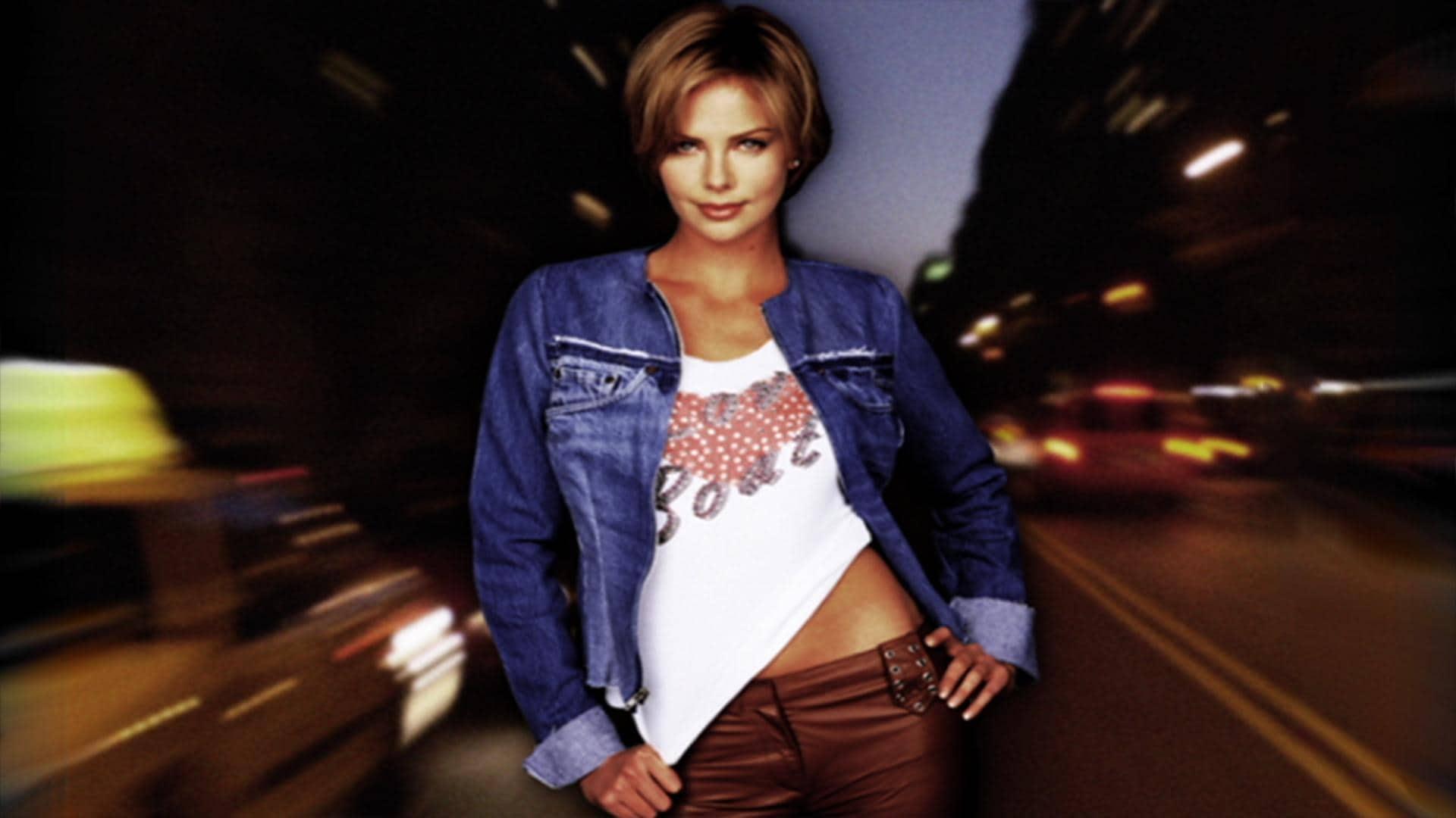 Charlize Theron: November 4, 2000