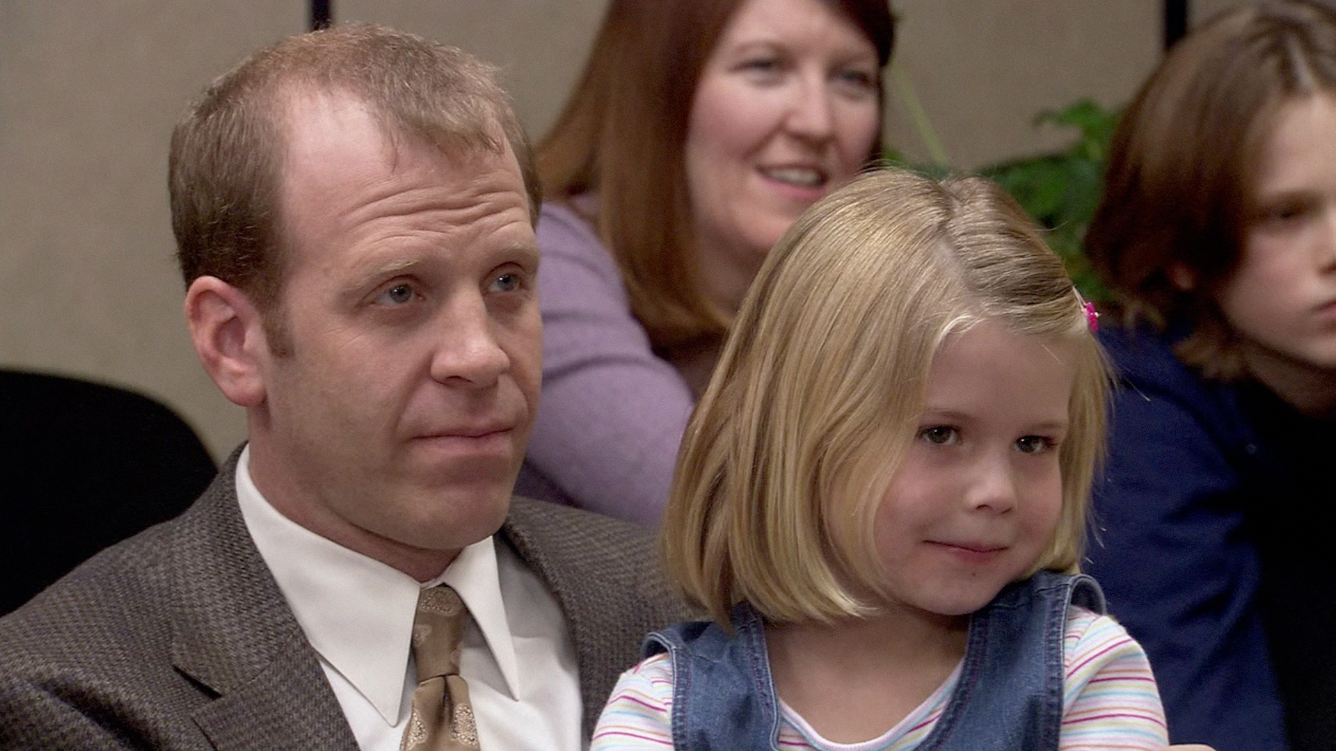 Take Your Daughter to Work Day (Extended Cut)