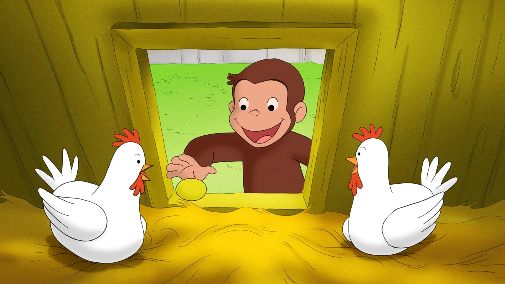 Flower Monkey; George and the Golden Egg Hunt