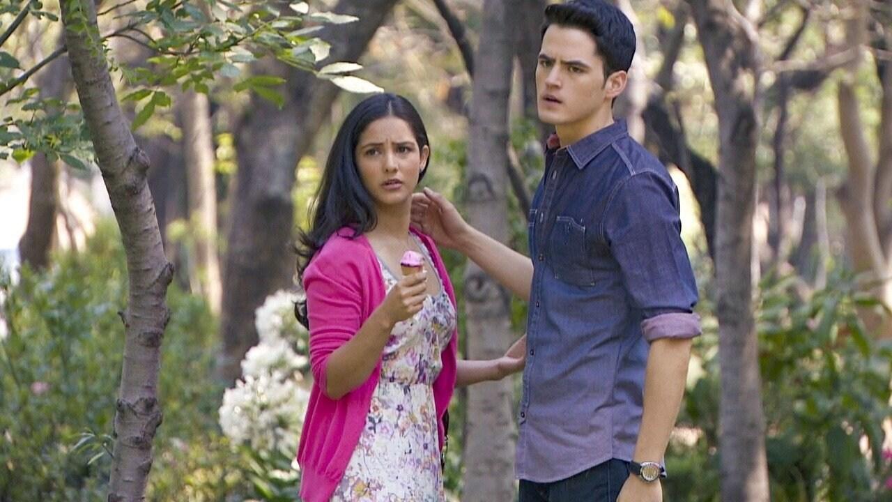 David y Cecilia en peligro