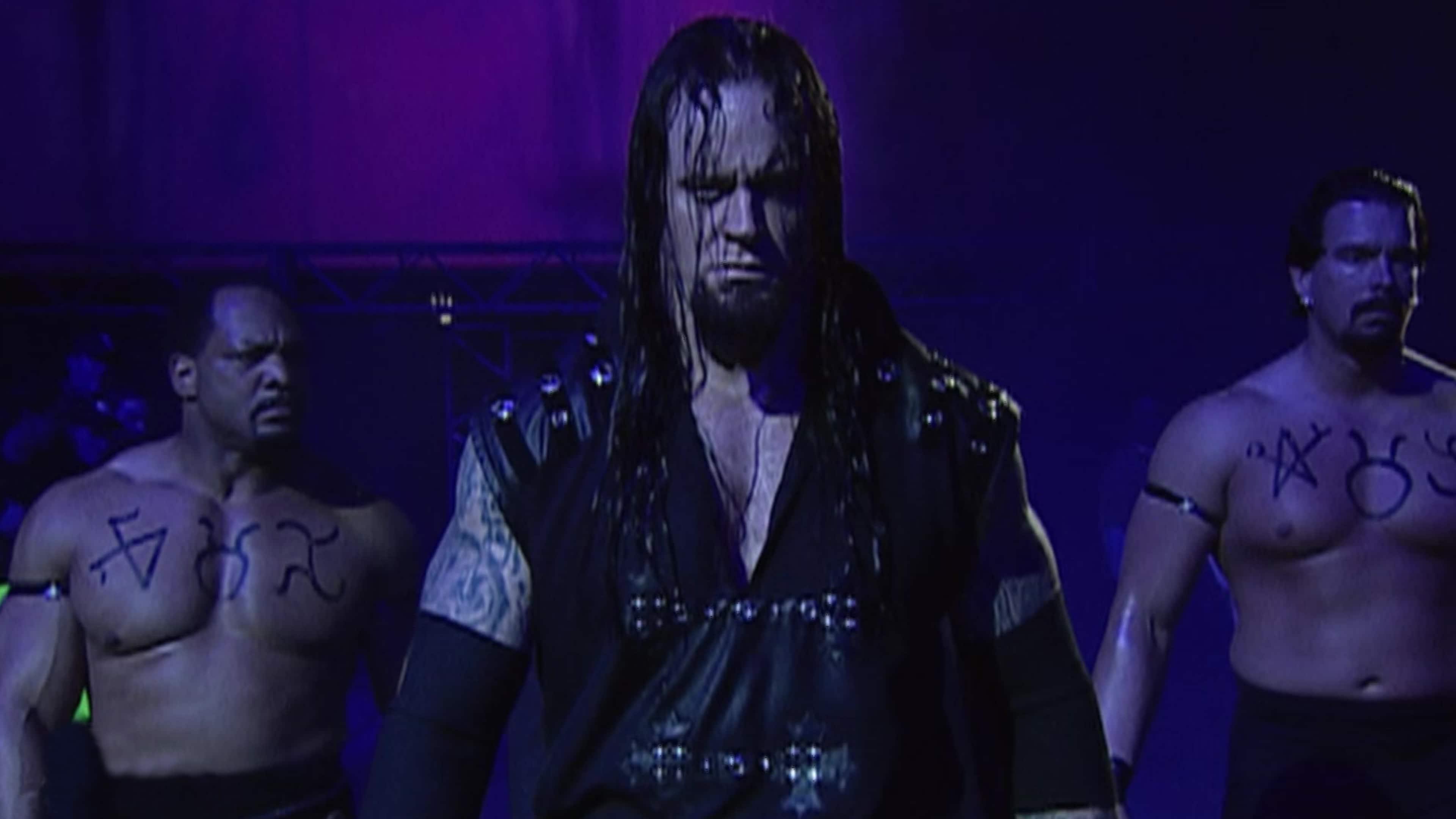 Undertaker's 25 Phenomenal Years
