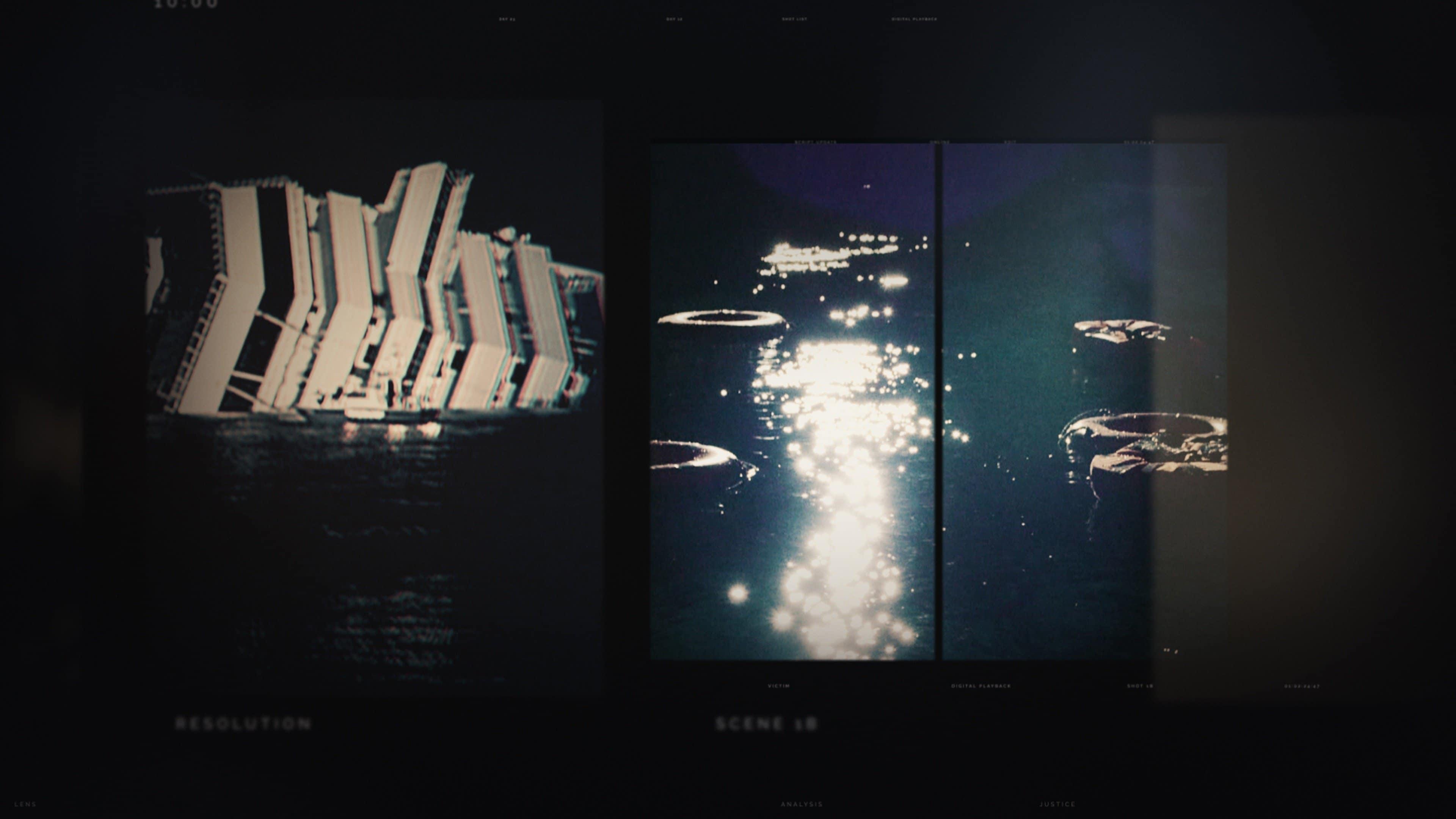 ESCAPE: The Wreck of the Costa Concordia