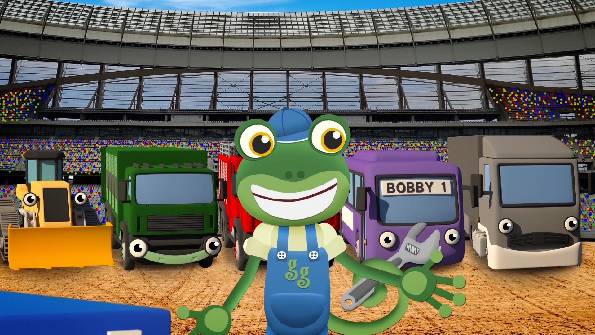Gecko's Big Trucks
