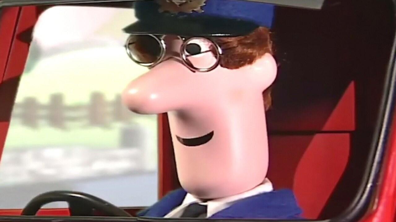 Postman Pat's Disappearing Dotty