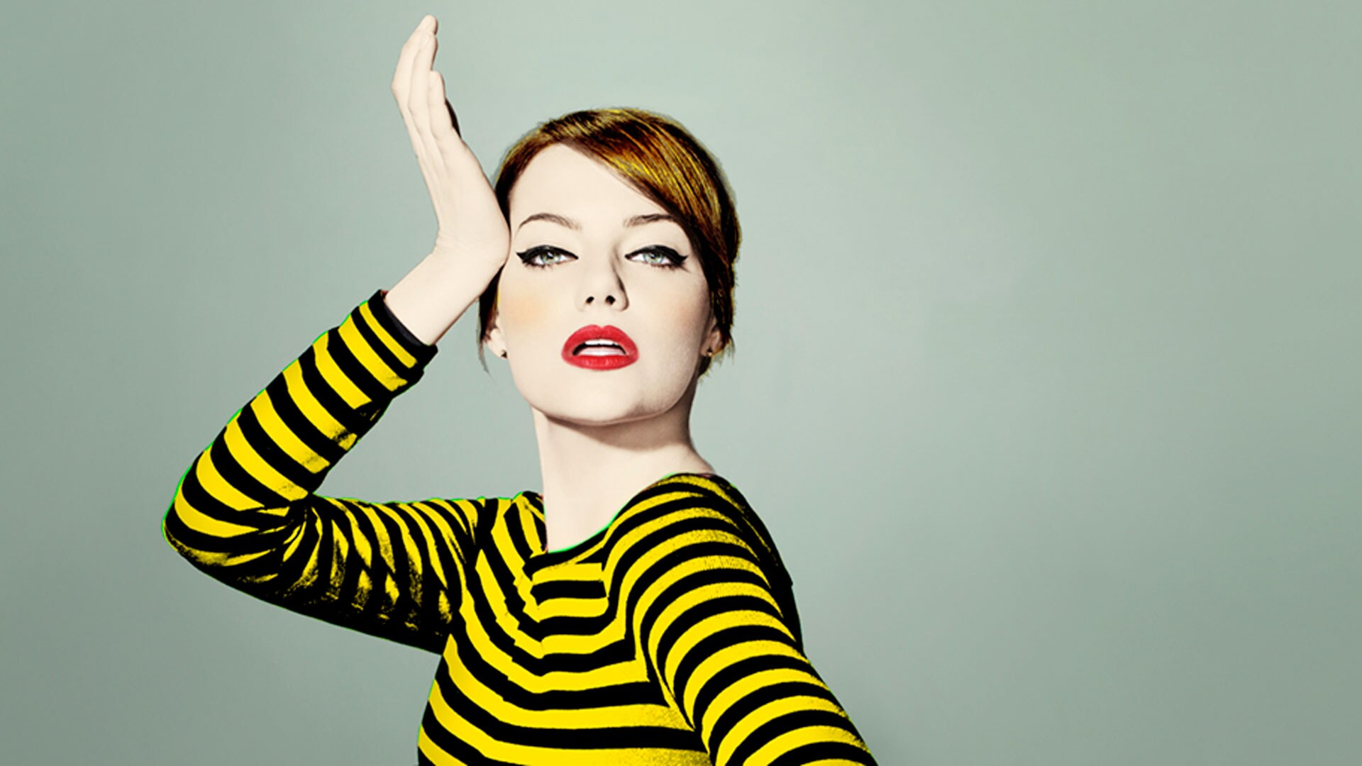 Emma Stone: November 12, 2011
