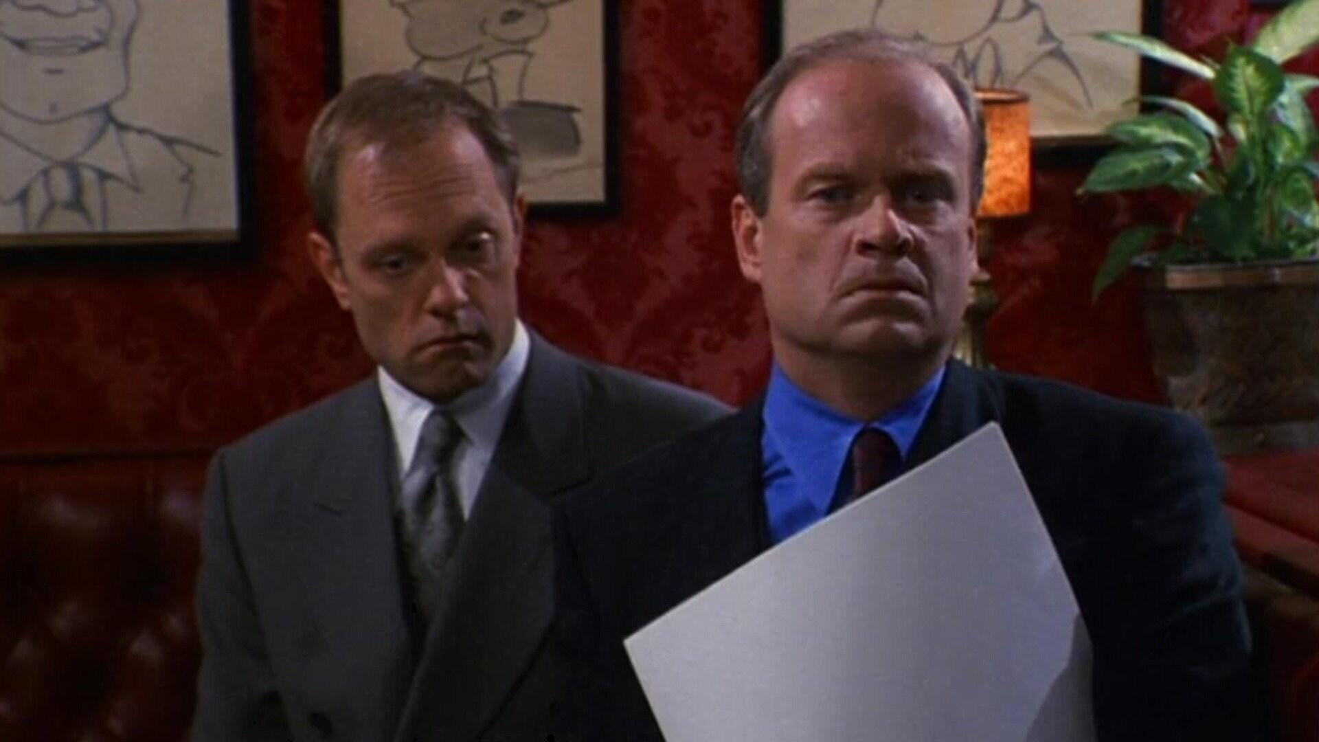 Three Faces of Frasier