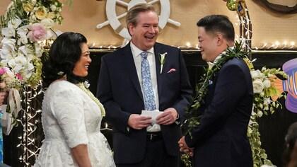 Sandra's Wedding