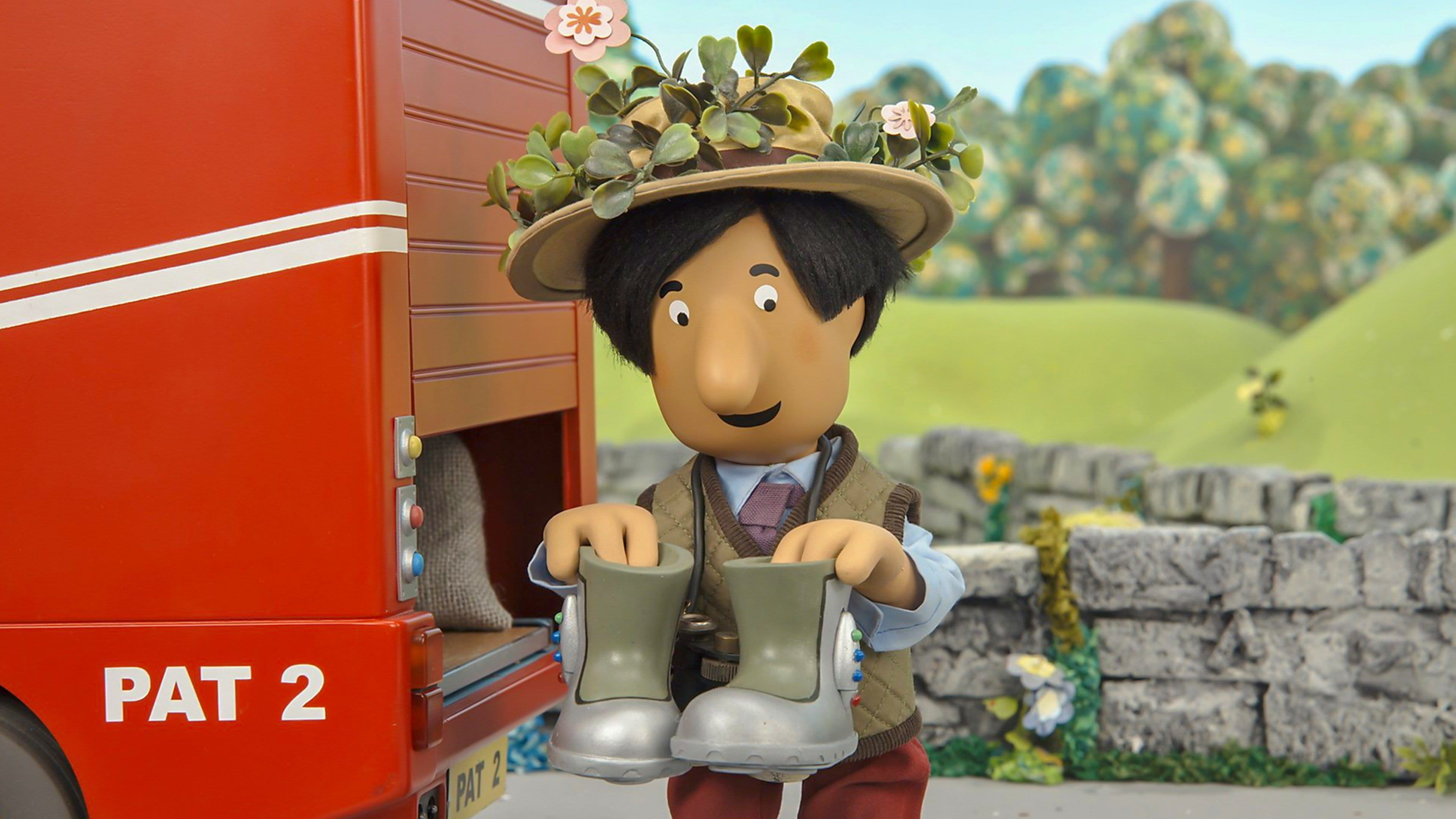 Postman Pat and the Super Jet Boots