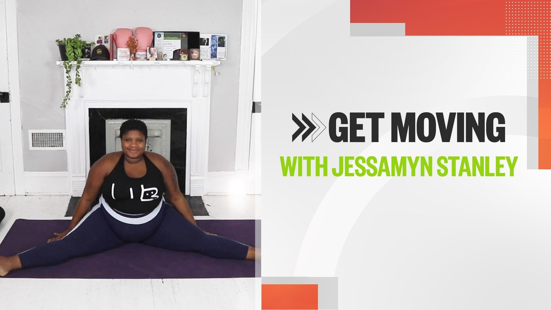 Get Moving With Jessamyn Stanley