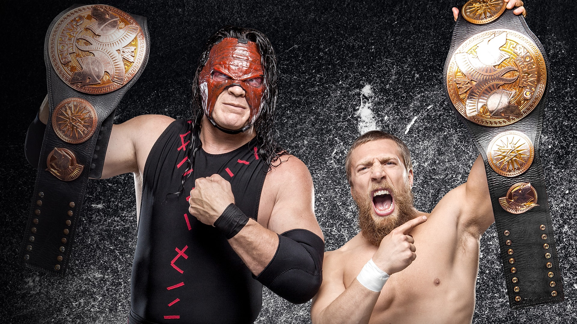 Team Hell No Is on Fire