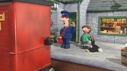 Postman Pat and the Hedgehog Hideaway