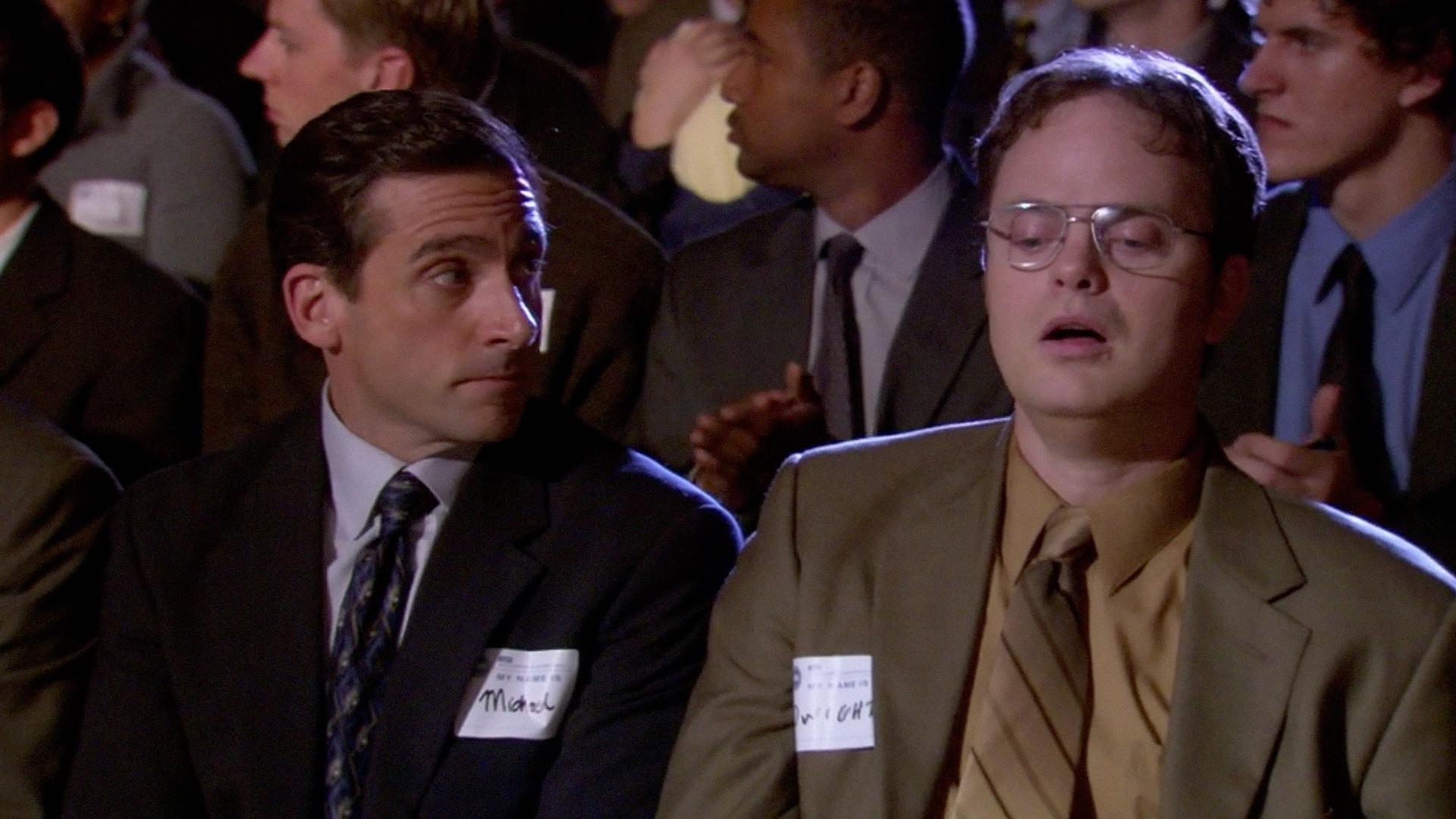 Dwight's Speech (Extended Cut)