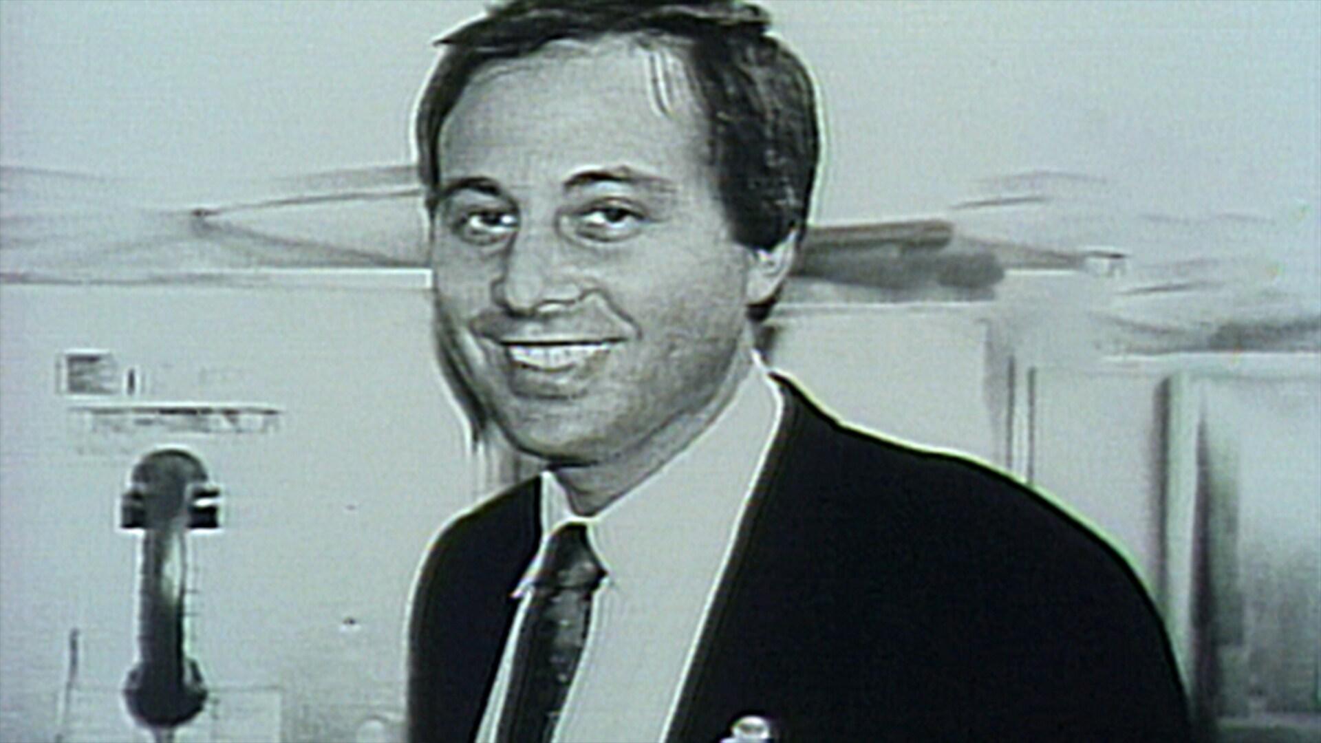 Brandon Tartikoff: October 8, 1983