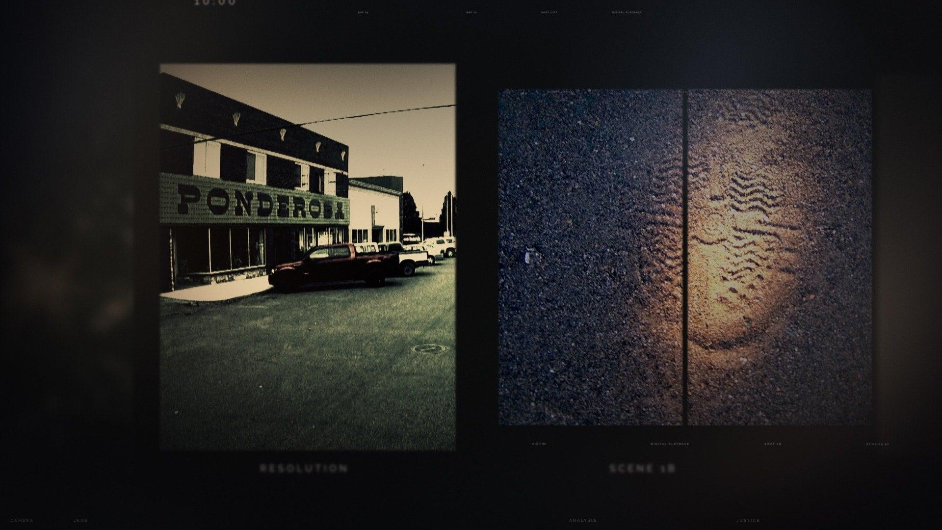 Footprint in the Dust