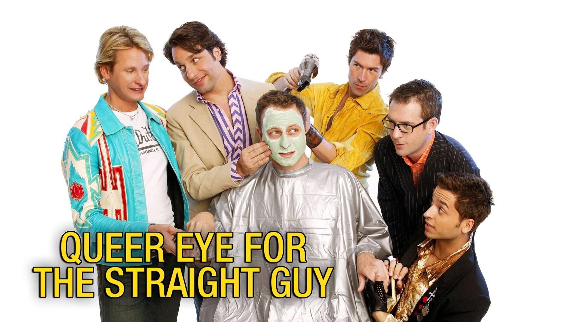 Queer Eye for the Not-So-Straight Guy: Wayne H.