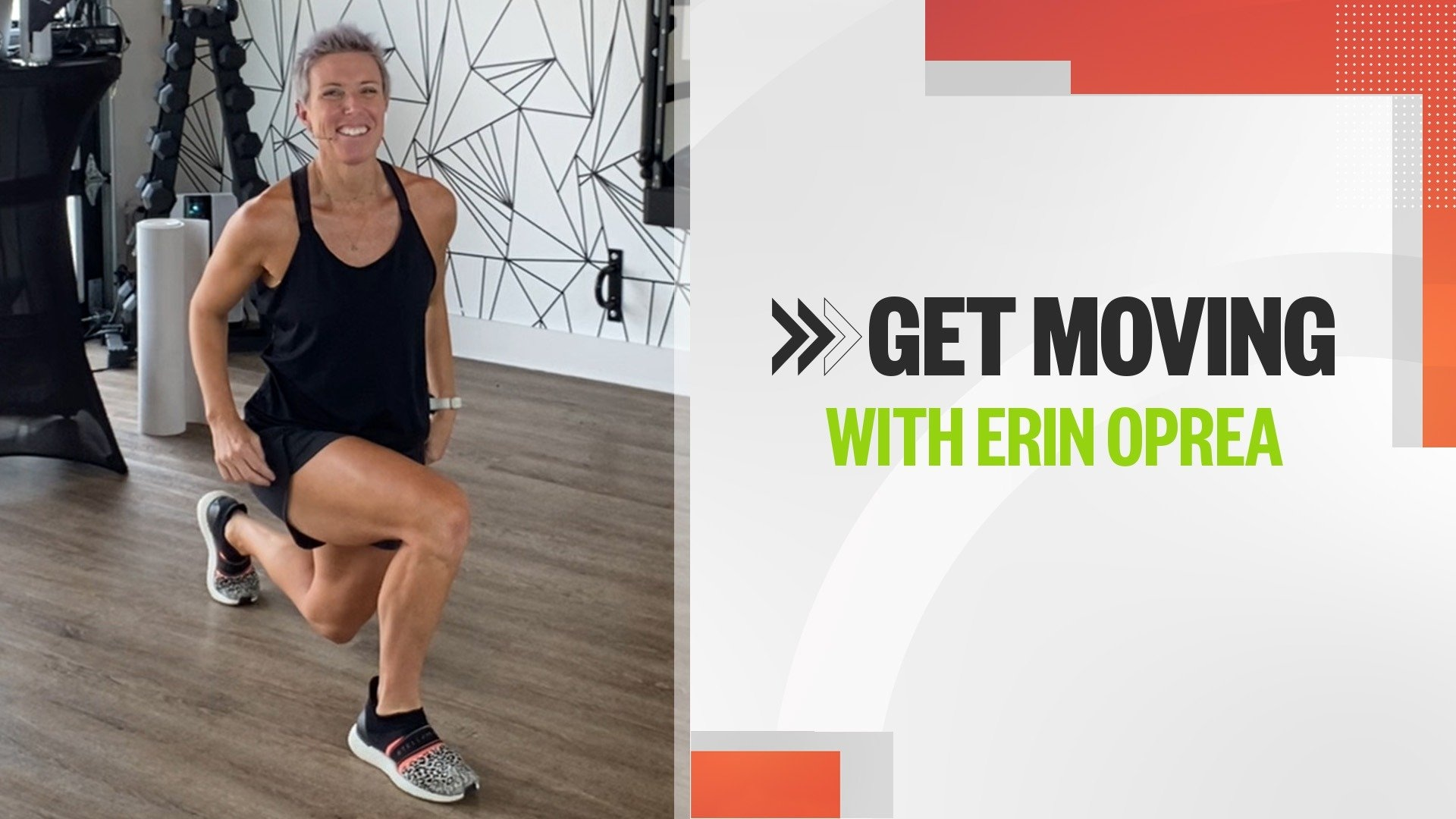 Get Moving With Erin Oprea