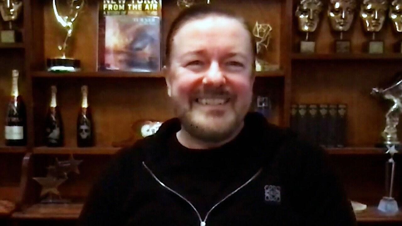 Ricky Gervais; Daisy Edgar-Jones; The Avett Brothers