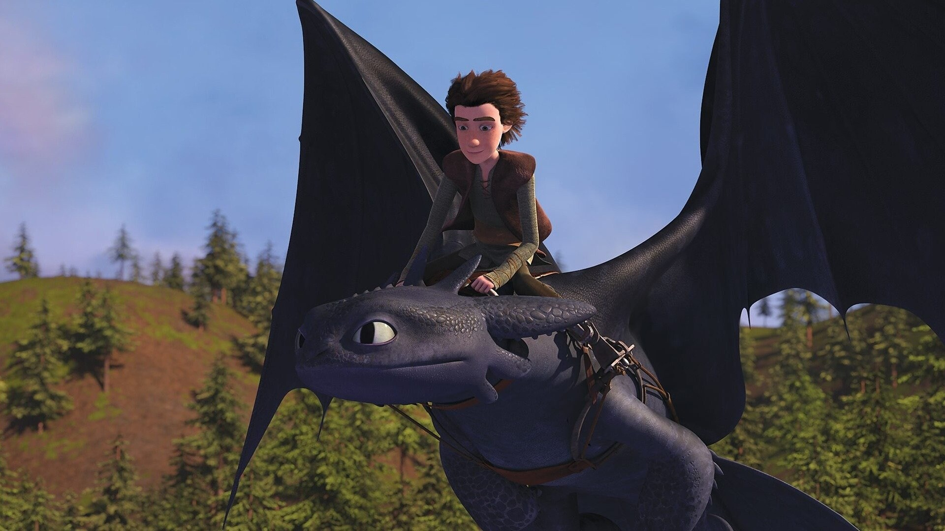 No Country for Old Dragons