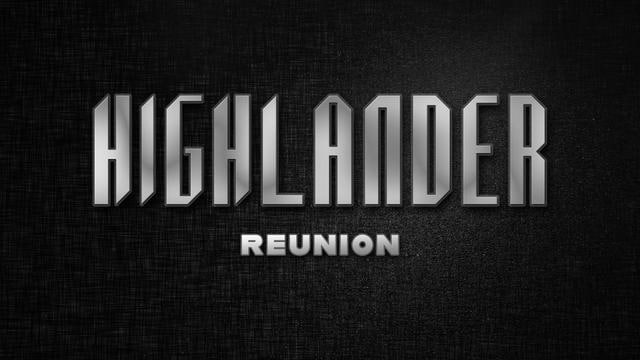 Highlander: Reunion