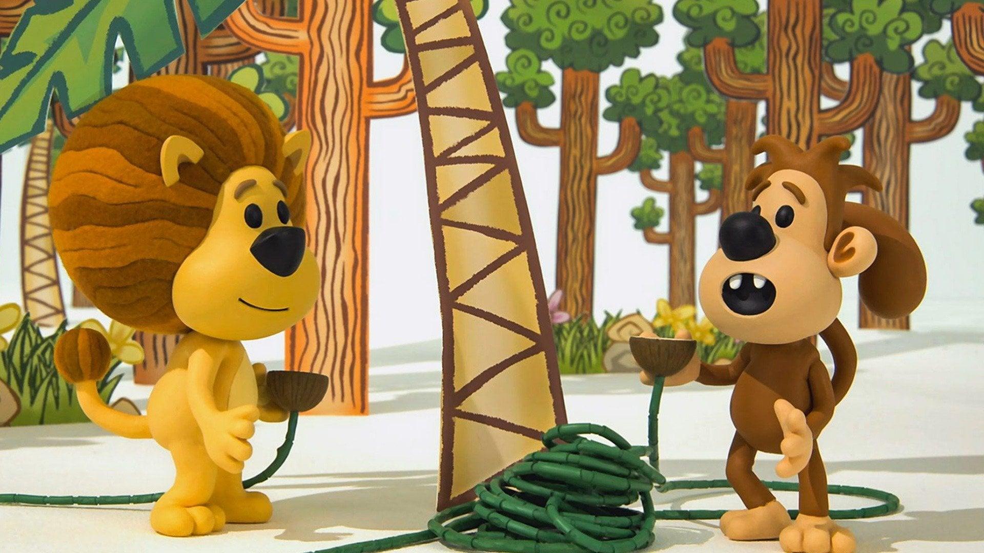 Raa Raa and the Junglephone