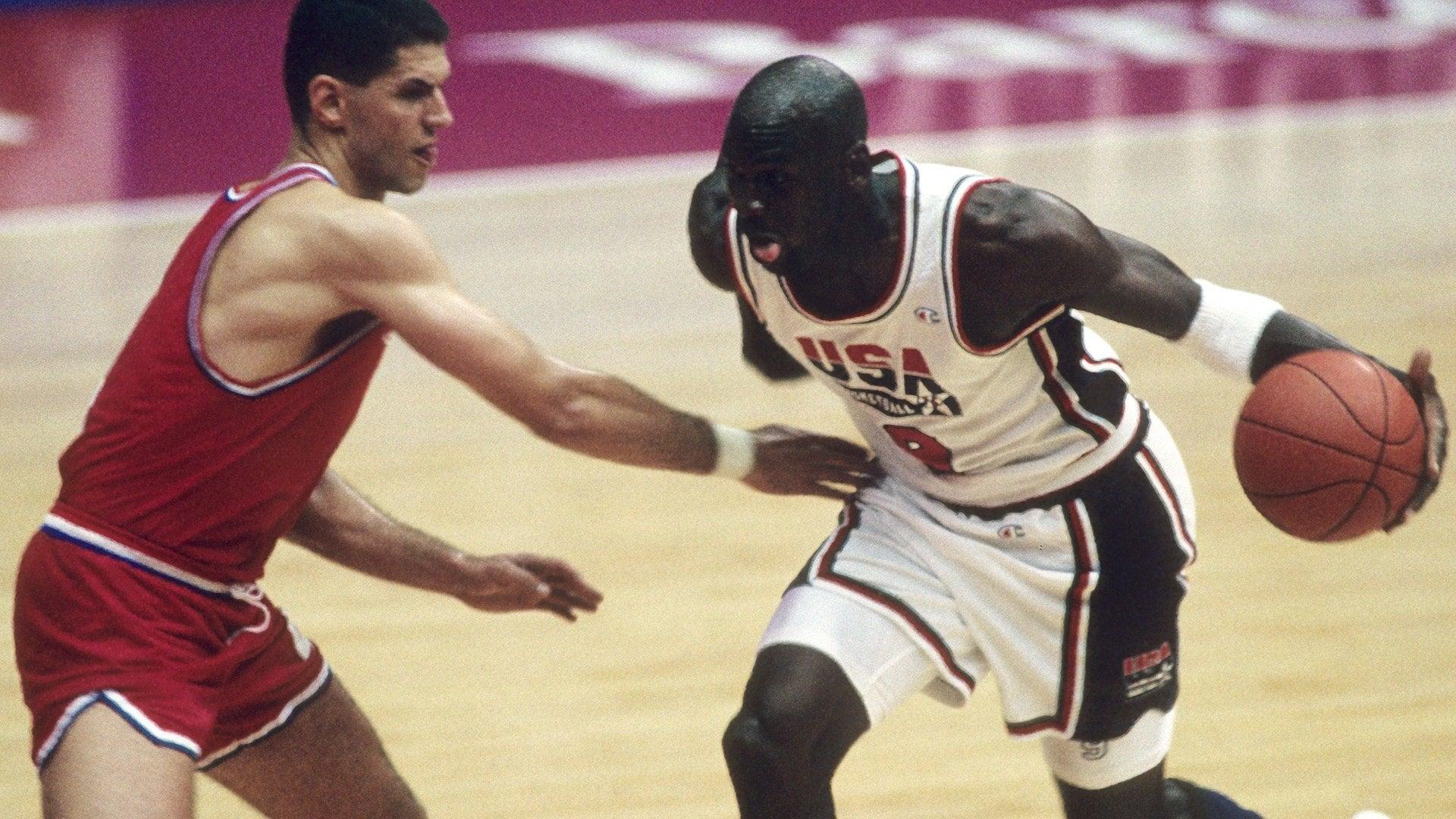 Men's Basketball Final (Barcelona 1992)