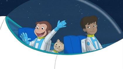 In Search of Space Monkeys