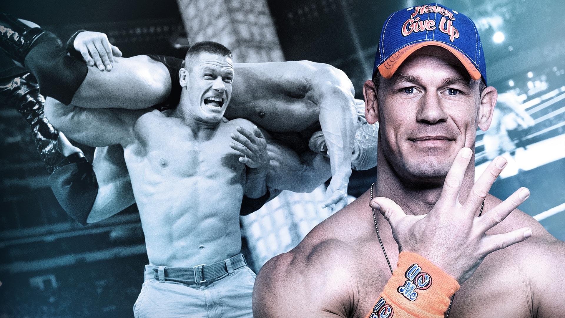 John Cena's Best WrestleMania Matches
