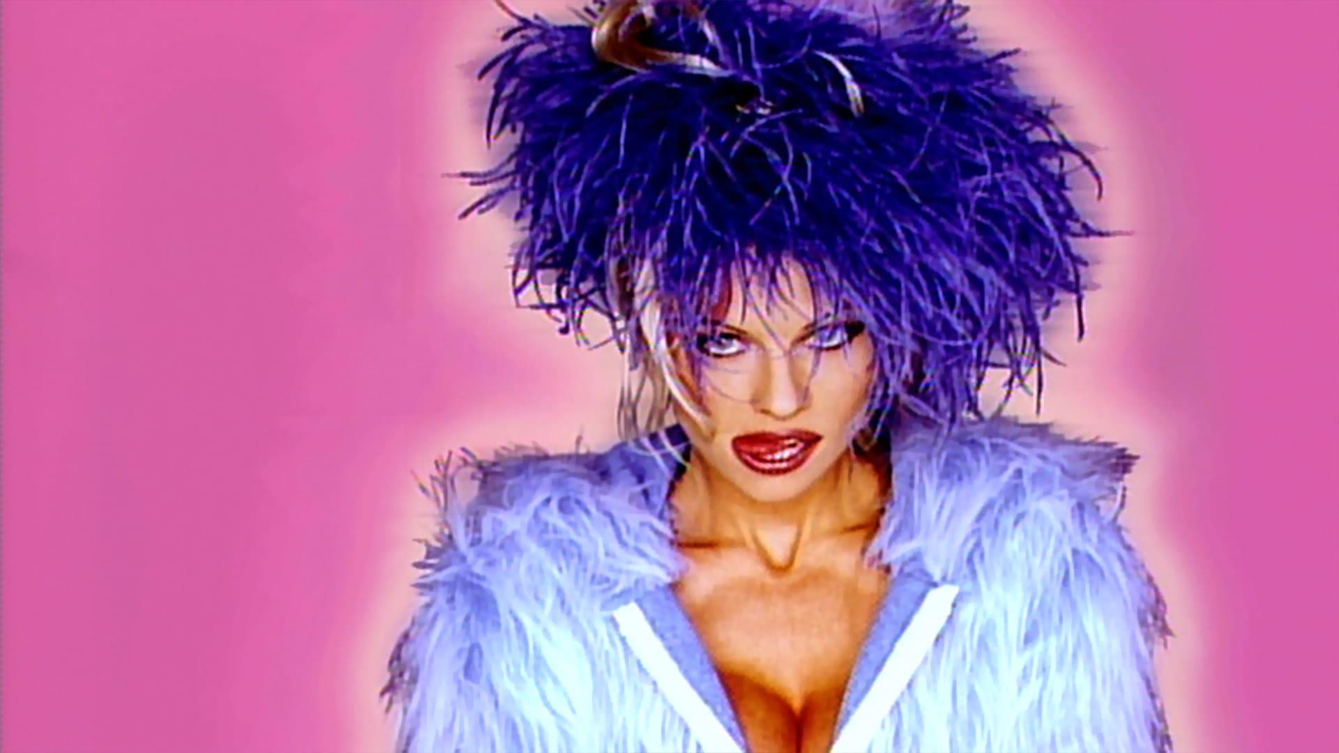 Pamela Anderson: April 19, 1997
