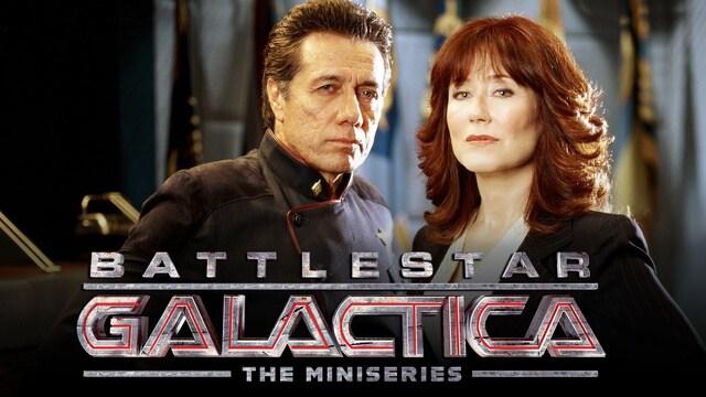 Battlestar Galactica: The Mini Series